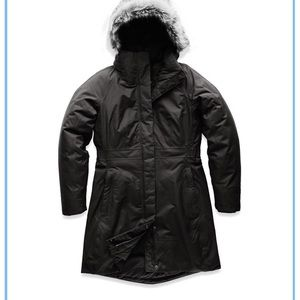 The north face  Artic winter jacket